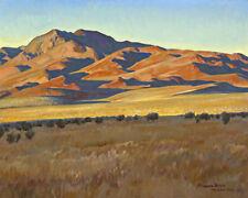"Home of the Desert Rat by Maynard Dixon  14/""  Paper Print Repro"