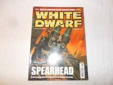 White Dwarf Magazine Issue 366 June 2010 Warhammer Spearhead