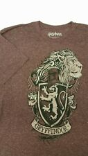 Harry Potter Gryffindor Tee Shirt Xl Wizarding World Lion Magic Fantasy Mythical