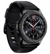 Samsung Galaxy Gear S3 Frontier SM-R765V Verizon LTE BLACK 4GB Smart Watch 46mm
