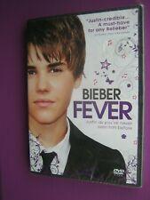 Bieber Fever (DVD, 2011); Justin Bieber; 5060018492162 - New and Sealed FREEPOST