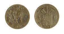 s1170_283) NETHERLANDS INDIES - INDIE OLANDESI 1/10 GULDEN  AG 1858