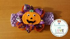 Halloween Baby girl Headband