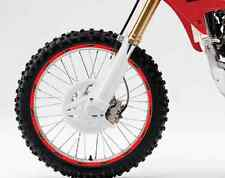 HONDA CRF RIM WHEEL STICKERS DECALS GRAPHICS TAPES CR 85 125 250 450