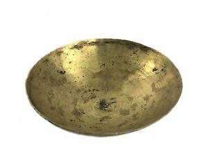Collectible Home Decorative Bronze Bowl – Handmade Kitchen Utility Bowl G27-197