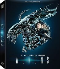 ALIENS : 30th Anniversary Box  BLU RAY - Sealed Region free for UK