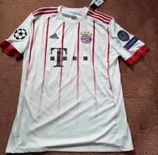 adidas Herren UCL Replica FC Bayern München Trikot White/fcbtru M