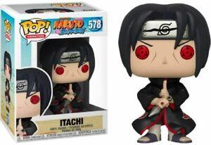 Figurine Funko Pop Naruto Itachi Shippuden #578