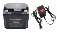 Suzuki GZ250 1999–2010 TU250X 2009-2015 Tusk Lithium Battery & Charger