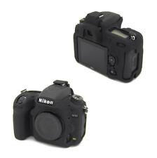 Silikon Tasche Etui für Nikon D750 Kameratasche schwarz