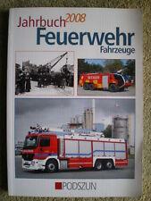 Feuerwehr Fahrzeuge Jahrbuch 2008 - Leiterwagen Löschzug Sprinter ...