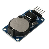 DS1302 Clock Module with Battery Real-Time Clock Module RTC for Arduino AVR T3V9