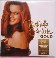 Belinda Carlisle Gold 2-LP Gatefold gold vinyl 180gr.