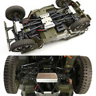 Guard Plate Chassis Armor Metal For FMS 1/6 Willis SCALER Climber Jeep Model Car