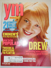 Ym Magazine Drew Barrymore Eminem November 2001 032015R2
