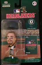 1996 MLB Headliners by Corinthian, MARK McGWIRE, Athletics, Unopened