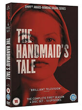 The Handmaids Tale Season 1 DVD New & Sealed / Fast Free Delivery