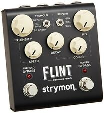 Strymon Flint Tube amp tremolo reverb Musical instrument genuine