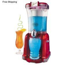 Frozen Slush Drink Maker Retro Machine Blender Ice Slushie Margarita Slurpee