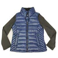 Calvin Klein Performance Womens Full Zip Down Filled Puffer Jacket Size Medium