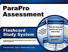 ParaPro Assessment Flashcard Study System