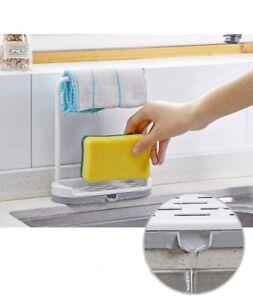 Schwammhalter Spültuchhalter Spülbecken Organizer Waschbecken Utensilien