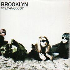 (829C) Brooklyn, Volcanology - DJ CD