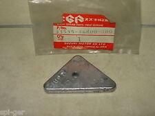 93-98 gsxr-1100-w Nueva Izquierda Delantera Apoyapie Colgador Soporte Peso P/no 43535-46e00