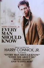 HARRY CONNICK JR POSTER, EVERY MAN SHOULD KNOW (J4)