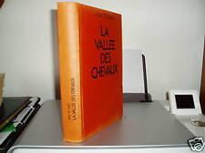LA VALLEE DES CHEVAUX       JEAN M. AUEL