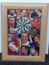 Legends Of The Oche Wall Clock Darts/Phil Taylor