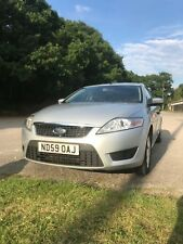 FORD MONDEO 2009 TDCI IN SILVER SPARES OR REPAIRS