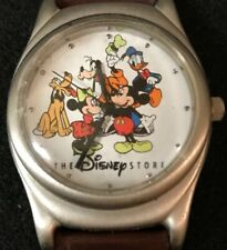 Mens Vintage Disney Store Mickey Mouse Watch (Cast Member)Goofy(Limited)VHTF