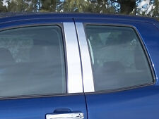 Fits Toyota Tundra Crew 07-17 QAA Stainless Chrome Polished Pillar Posts 4PCS