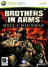 Brothers In Arms: Hell's Highway Microsoft Xbox 360 PAL Brand New