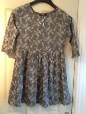 Ladies size s New York Laundry grey and white dress