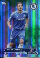 Premier Gold Soccer 13/14 Green Parallel Base Card [/99] #17 Frank Lampard