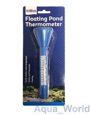 Bermuda Floating Pond Thermometer Swimming Pool Hot Tub
