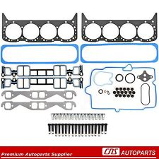 96-02 5.7 L GMC CHEVEY 350 HEAD GASKET SET + HEAD BOLT