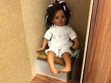 Susan Lippl Vinyl Puppe 64 cm. Top Zustand