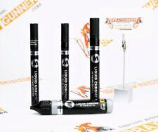 Molotow жидкий хром насос маркер 1mm-2mm-4mm-30ml восстановленный, или хром маркер набор