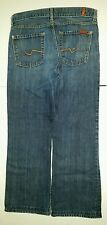 7 For All Mankind Boot Cut Women's Jeans Size 30