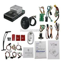 V5+ Autopilot Flight Controller + GPS V2 GNSS Module for RC Drones GPS Package