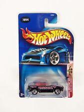 Hot Wheels 2003 Radical Wrestlers Mazda MX-5 Miata 5/5 Black 094 1:64 Scale