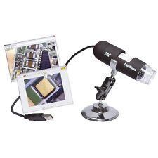 Profi USB microscopio enfoque automático lupa hobby piel médico dermatólogo modellbau endoscopio