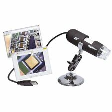 PROFI USB Mikroskop Autofokus Lupe Hobby Hautarzt Dermatologe Modellbau Endoskop