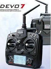 UK Stock Original Walkera Quadcopter drone 2.4G 7CH DEVO 7 Transmitter Remote