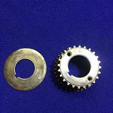 1996 - 2001 TOYOTA CAMRY 2.2 LITER 4 CYLINDER DOHC CRANKSHAFT TIMING PULLEY GEAR