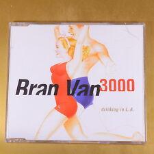 [AN-010] CD - BRAN VAN 3000 - DRINKING IN L.A. - EMI EU - OTTIMO