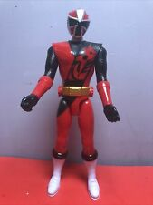 SABAN'S POWER RANGERS SUPER NINJA STEEL RED RANGER 12 inch ACTION FIGURE